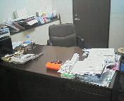 オイラの机